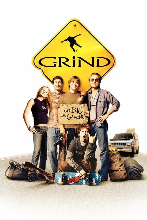 Grind - Movie Poster