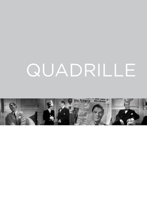 Quadrille - Movie Poster