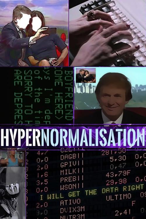 HyperNormalisation - Movie Poster