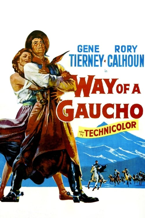 Way of a Gaucho - Movie Poster