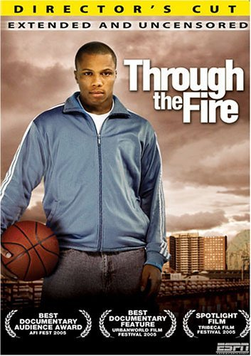 Through the Fire - Movie Poster