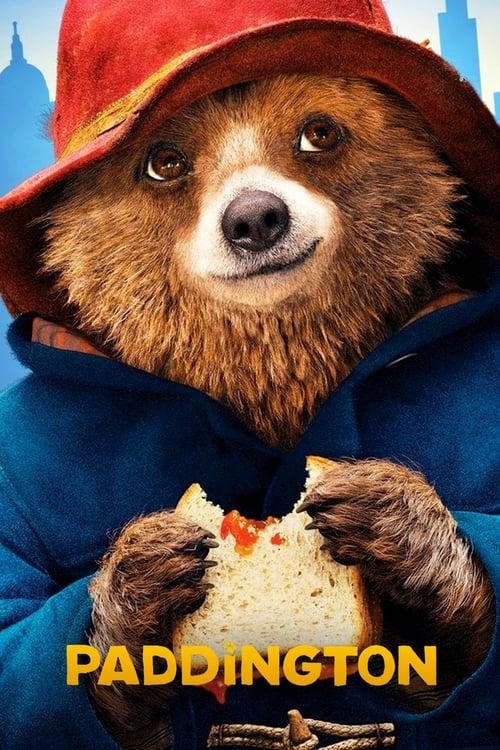 Paddington - Movie Poster