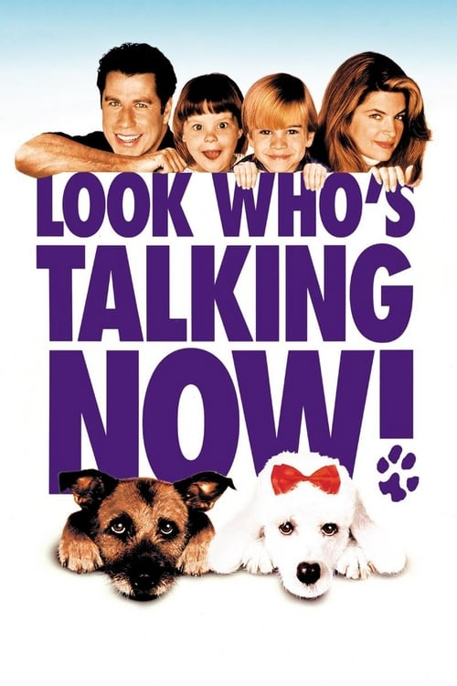 Look Who's Talking Now! - Movie Poster