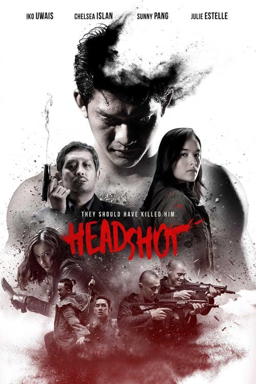Headshot - Movie Poster