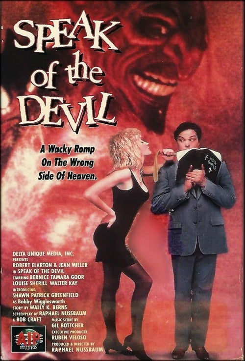Speak of the Devil - Movie Poster