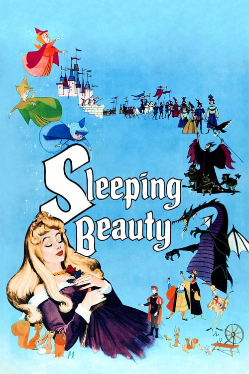 Sleeping Beauty - Movie Poster