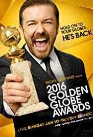 73rd Annual Golden Globe Awards - Movie Poster