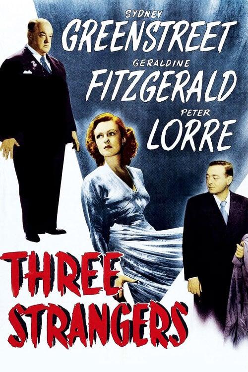 Three Strangers - Movie Poster