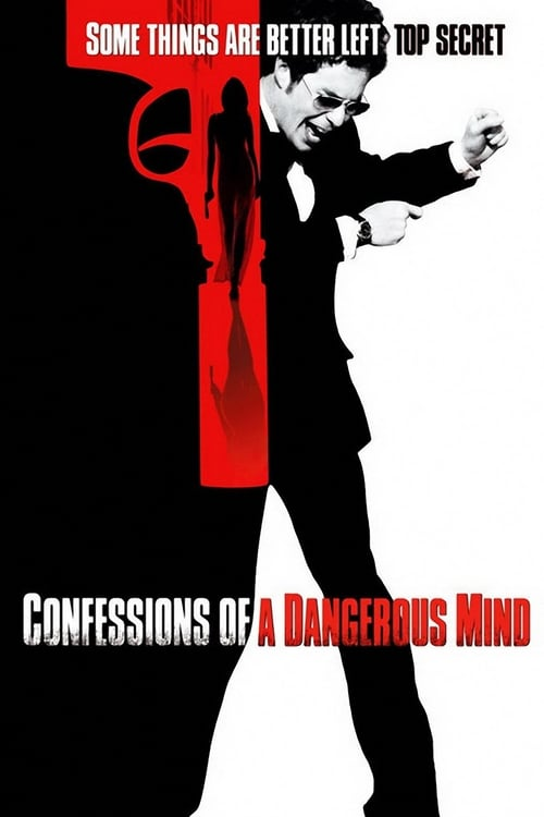 Confessions of a Dangerous Mind - Movie Poster