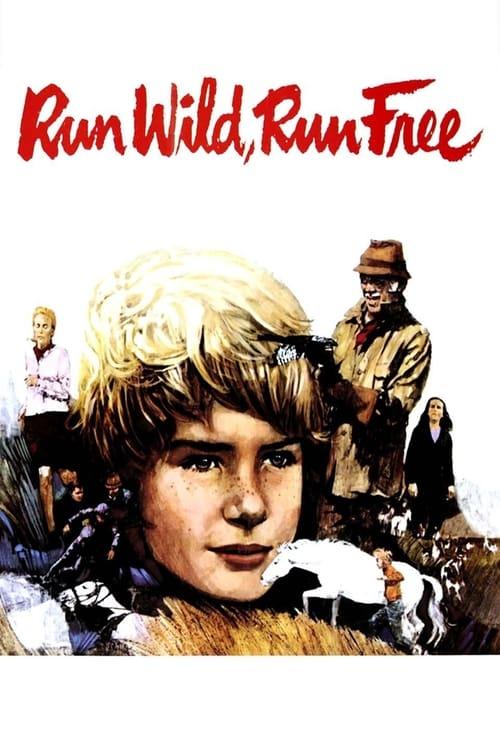 Run Wild, Run Free - Movie Poster