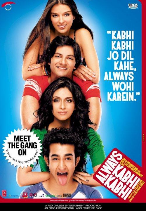 Always Kabhi Kabhi - Movie Poster