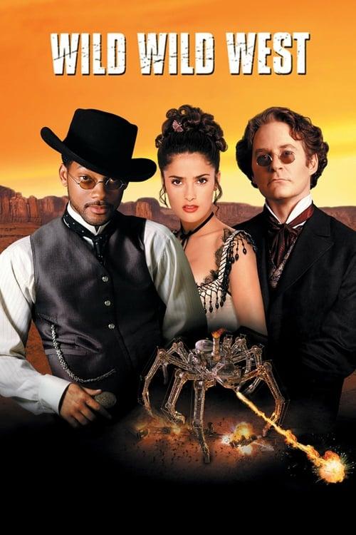 Wild Wild West - Movie Poster