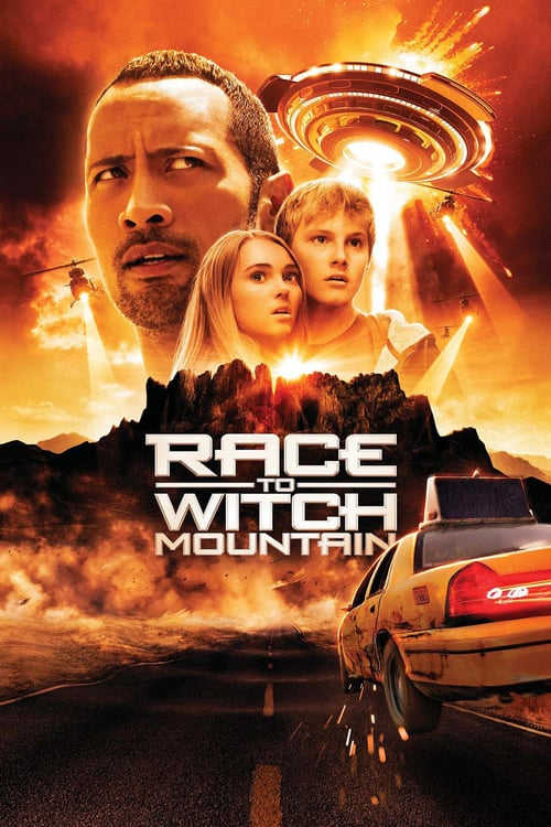 Race to Witch Mountain - Movie Poster