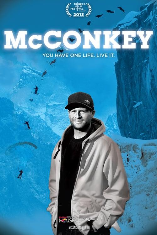 McConkey - Movie Poster