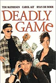 Deadly Game - Movie Poster