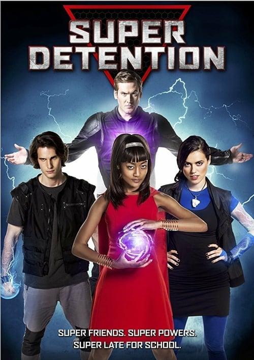 Super Detention - Movie Poster