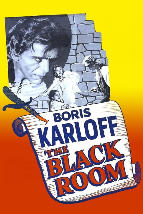 The Black Room - Movie Poster