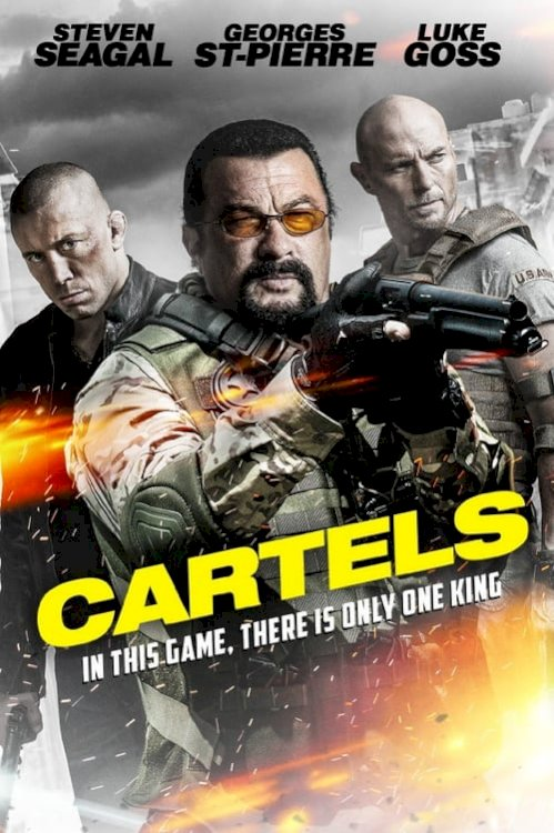Cartels - Movie Poster