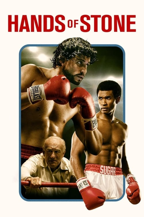 Hands of Stone - Movie Poster