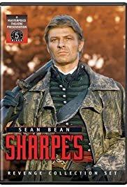 Sharpe's Revenge - Movie Poster