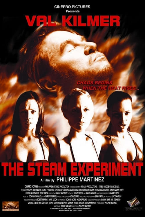 The Steam Experiment - Movie Poster