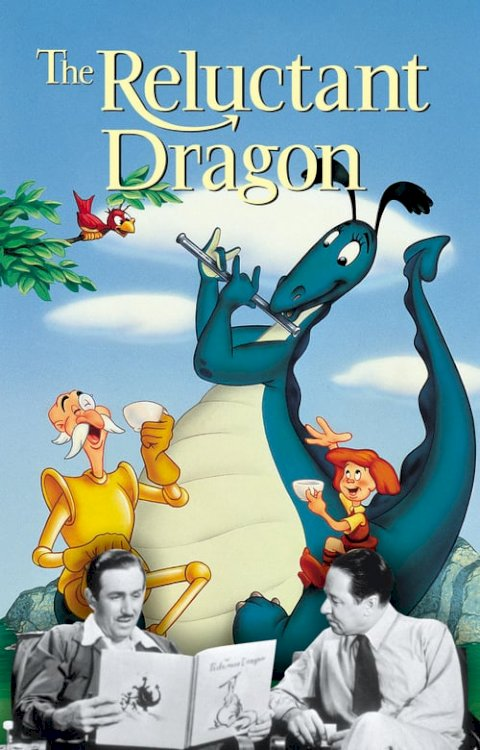 The Reluctant Dragon - Movie Poster