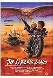 The Lawless Land - Movie Poster