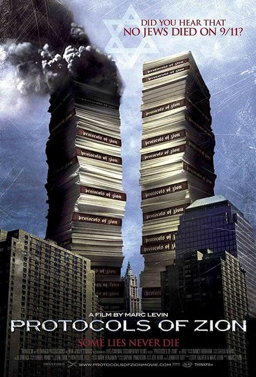 Protocols of Zion - Movie Poster
