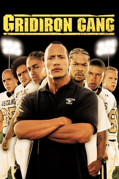Gridiron Gang - Movie Poster