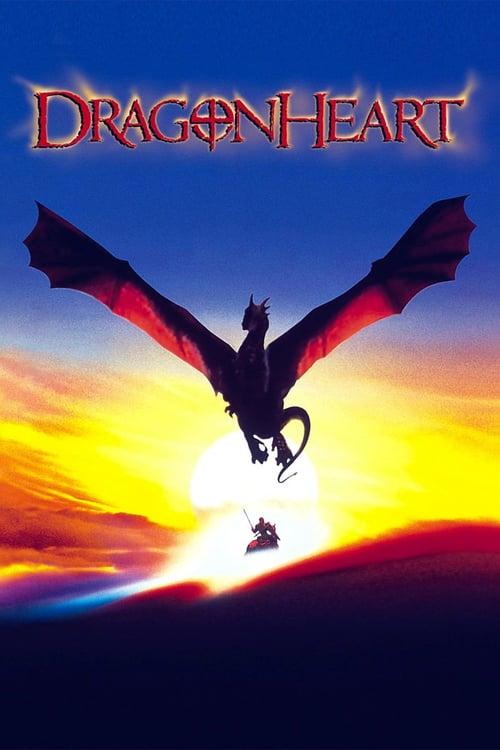 DragonHeart - Movie Poster
