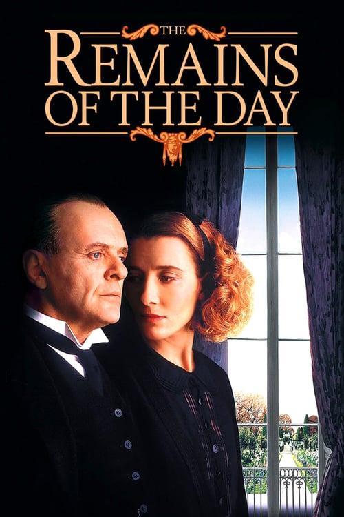The Remains of the Day - Movie Poster