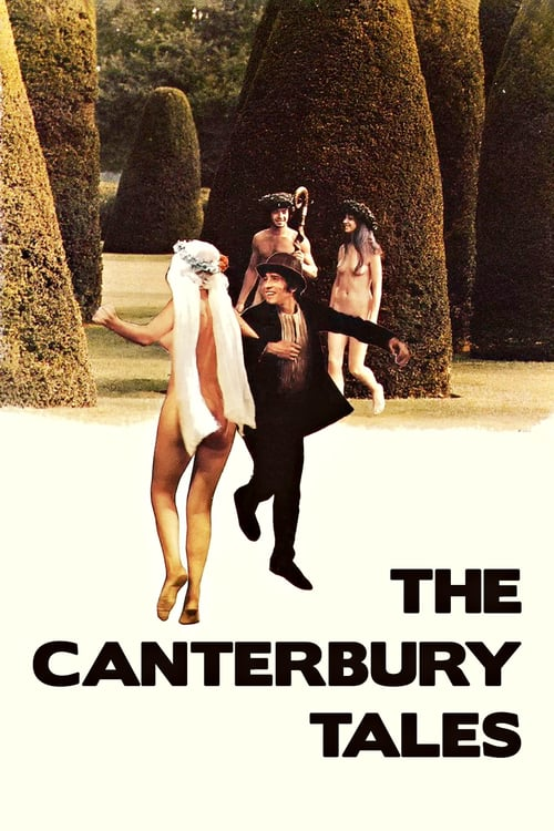 The Canterbury Tales - Movie Poster