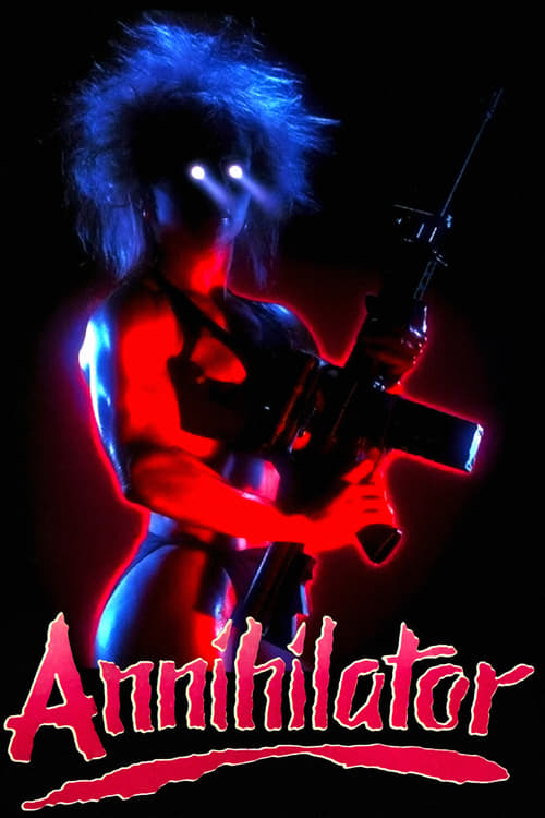 Annihilator - Movie Poster