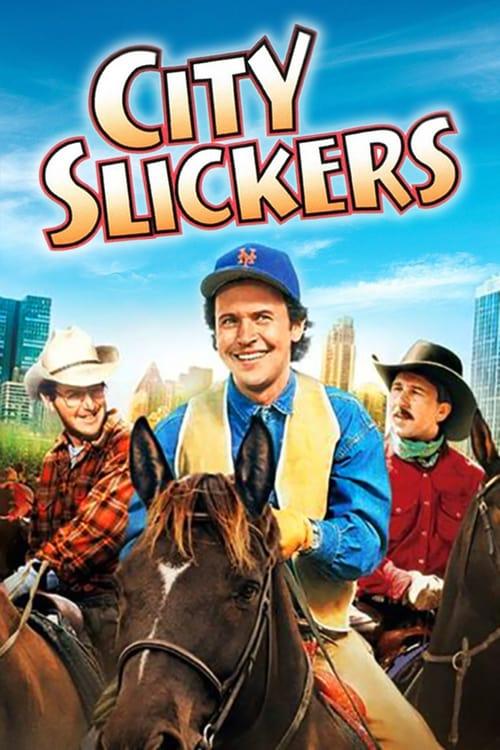 City Slickers - Movie Poster