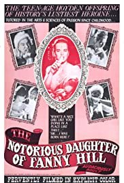 The Notorious Daughter of Fanny Hill - Movie Poster