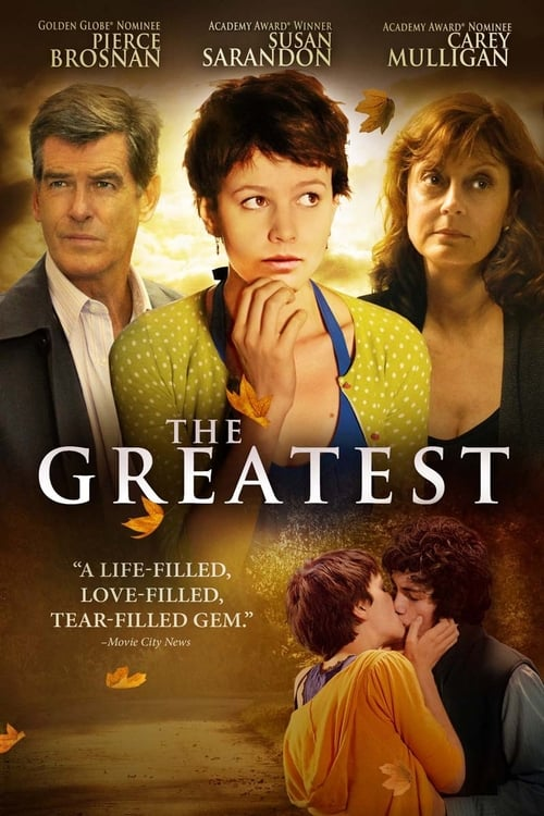 The Greatest - Movie Poster