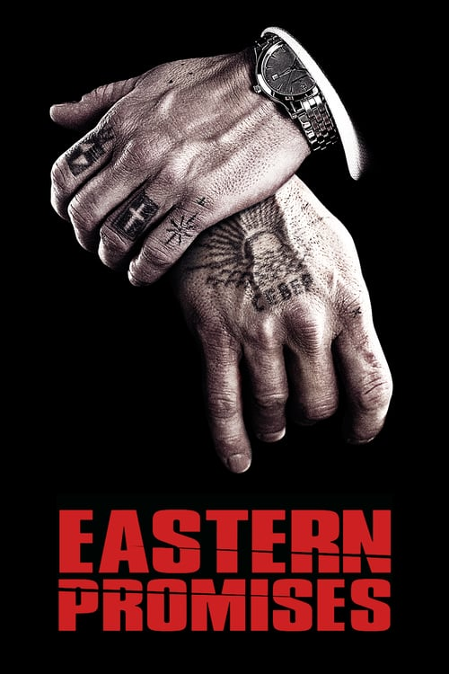 Eastern Promises - Movie Poster