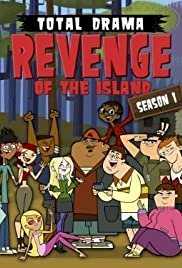 Total Drama Revenge of the Island - Movie Poster