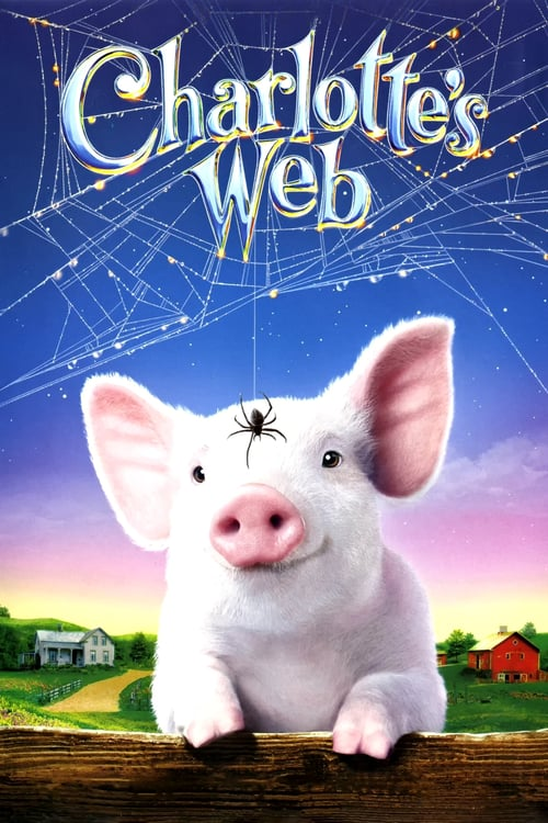 Charlotte's Web - Movie Poster