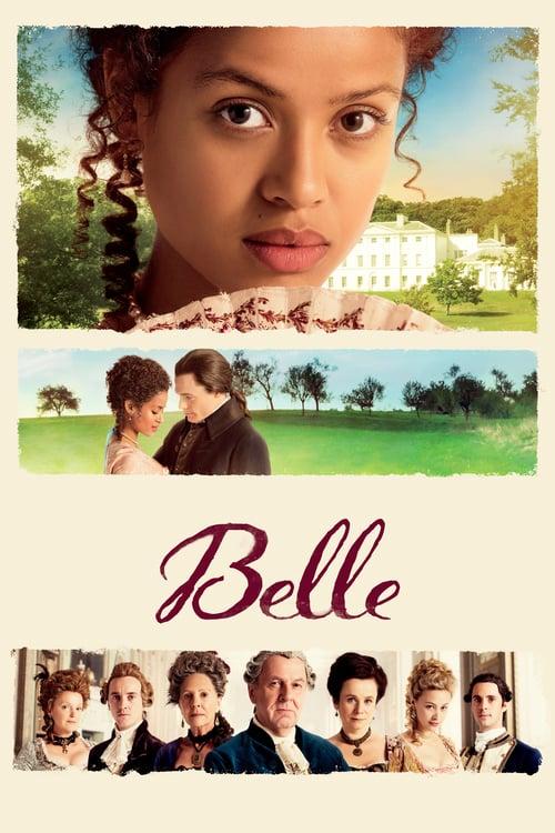 Belle - Movie Poster