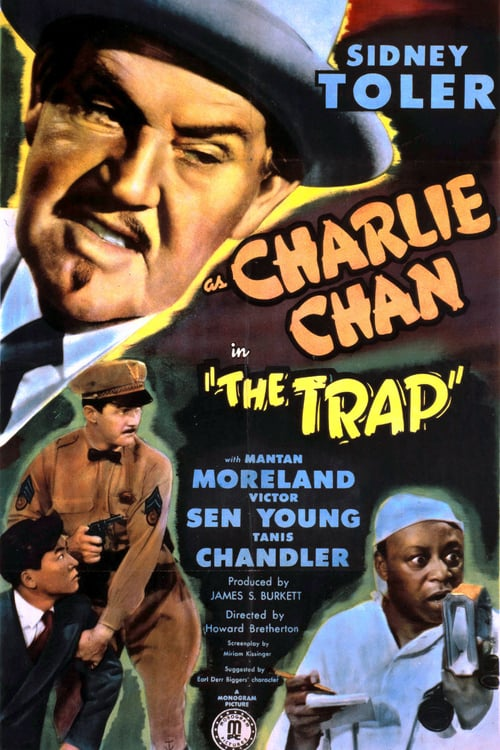 The Trap - Movie Poster