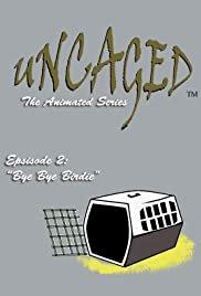 Uncaged: TAS - Movie Poster
