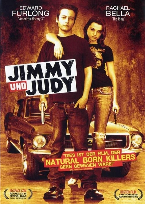 Jimmy and Judy - Movie Poster