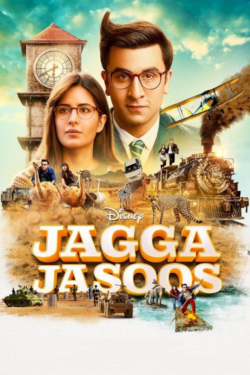 Jagga Jasoos - Movie Poster