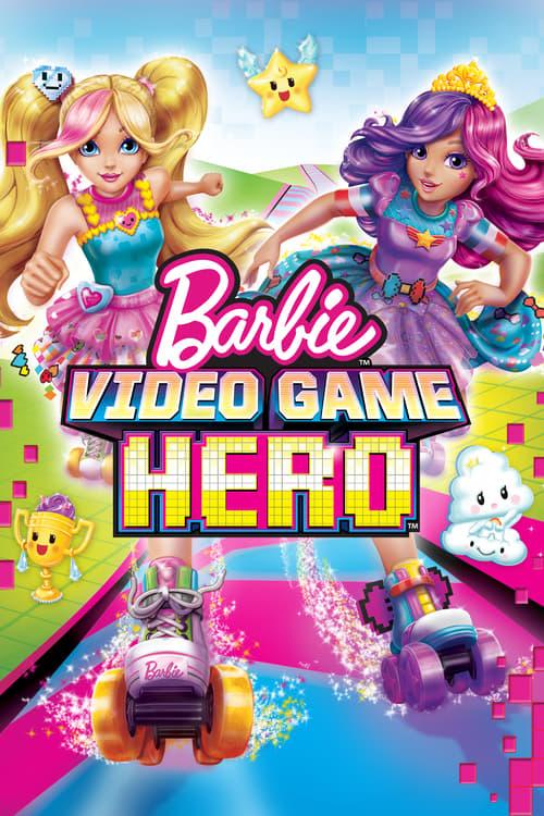 Barbie Video Game Hero - Movie Poster