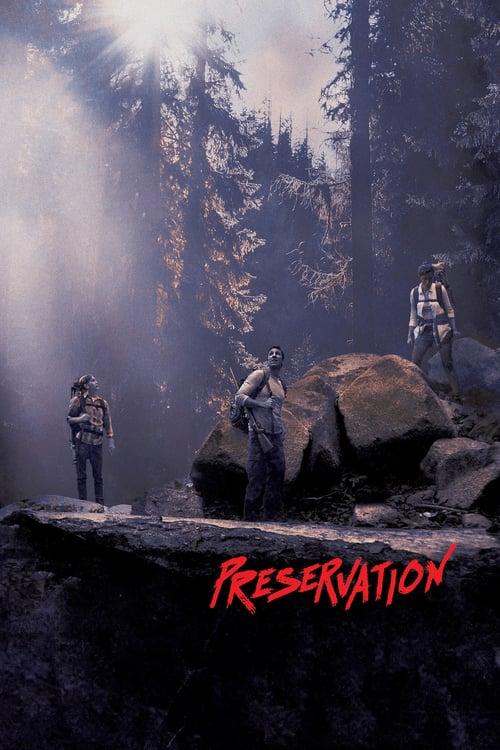 Preservation - Movie Poster