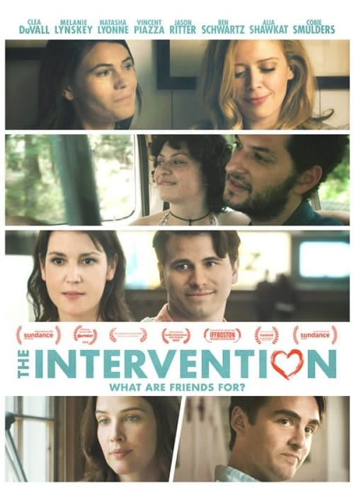 The Intervention - Movie Poster