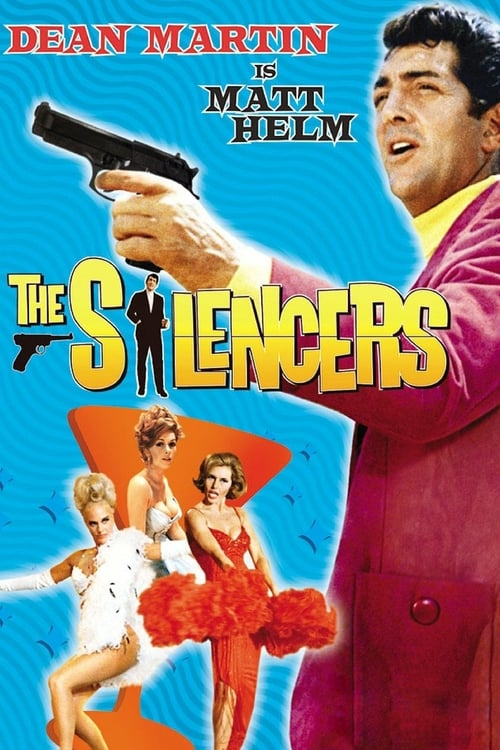 The Silencers - Movie Poster