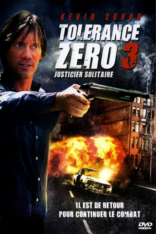 Walking Tall: Lone Justice - Movie Poster