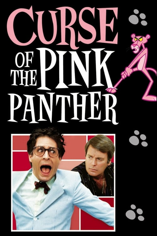 Curse of the Pink Panther - Movie Poster